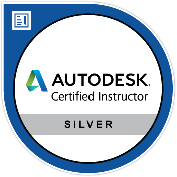 Autodesk Certified Instructor - Silver