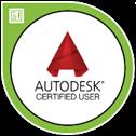 Autodesk Autocad certifikace
