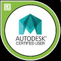 Autodesk Maya certifikace